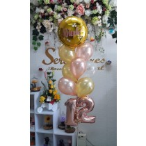 GLOBOS  BOUQUET 1